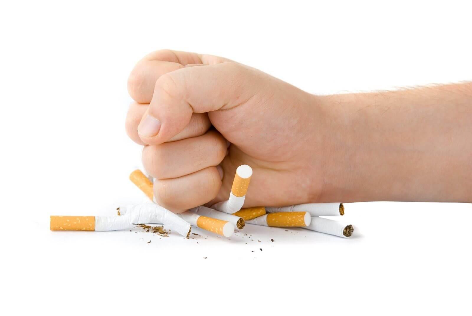 stopen met roken